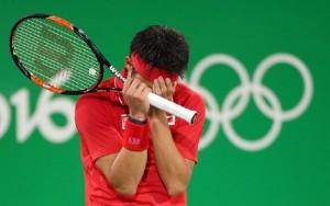 Tennis - Men's Singles Quarterfinals